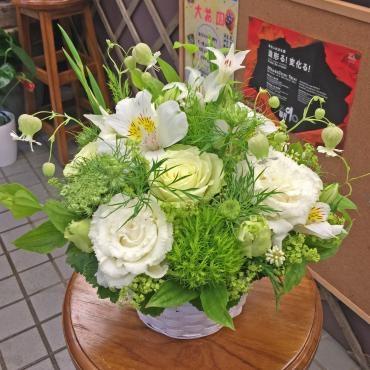 大田区 大森 山王 花屋 アレンジ 花束 配達 ギフト