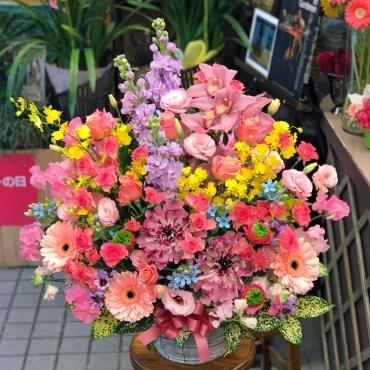 大田区 大森 山王 花屋 アレンジ 花束 配達