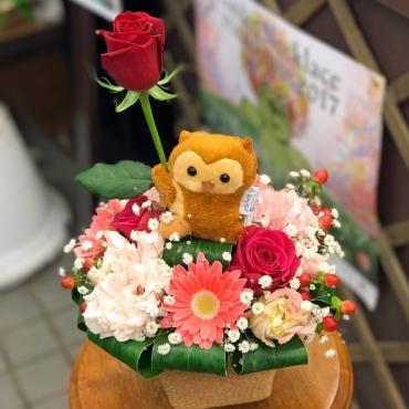 大田区 大森 山王 花屋 フラワーギフト アレンジメント
