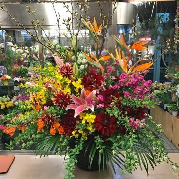 大田区 大森 山王 花屋 アレンジメント フラワーギフト